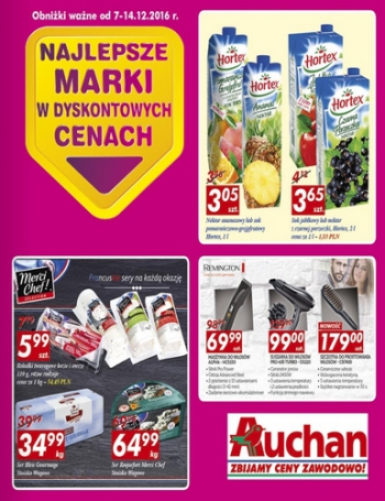 Auchan od 7.12 do 14.12