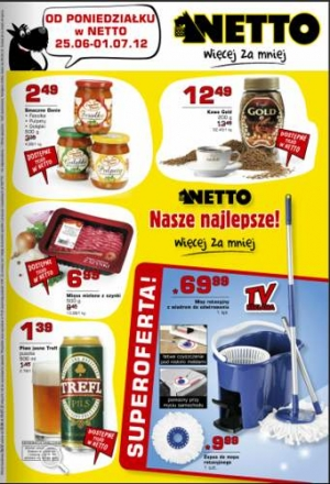Netto od 25.06 do 01.07