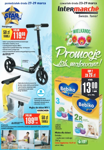 Intermarche od 23.03 do 29.03