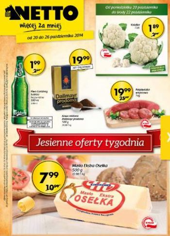 Netto od 20.10 do 26.10