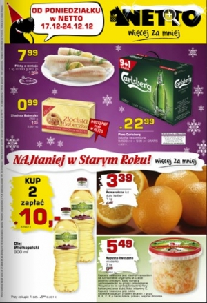 Netto od 17.12 do 24.12