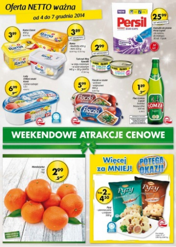 Netto od 4.12 do 7.12