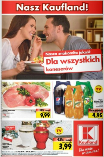 Kaufland od 23.10 do 29.10