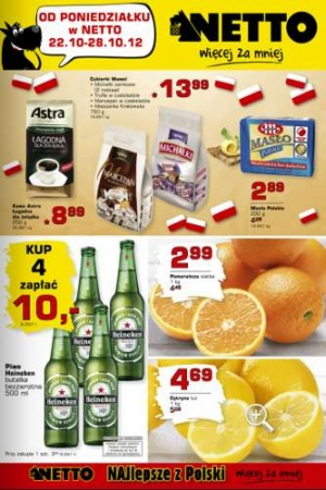Netto od 22.10 do 28.10