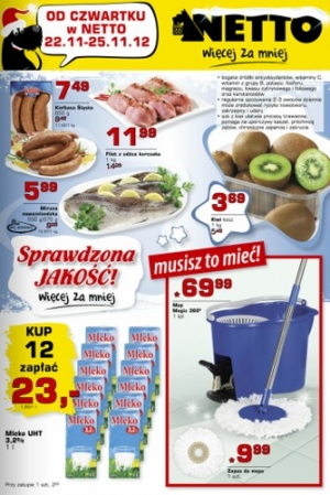 Netto od 22.11 do 25.11