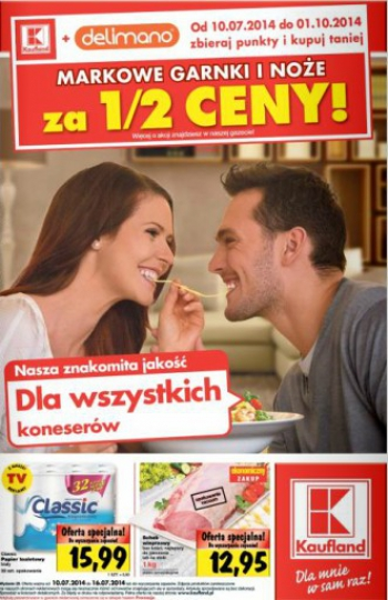 Kaufland od 10.07 do 16.07