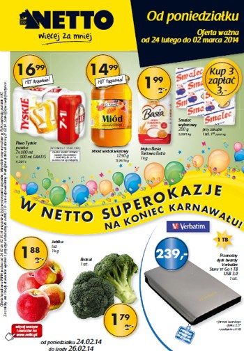 Netto od 24.02 do 2.03