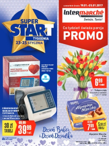 Intermarche od 19.01 do 25.01