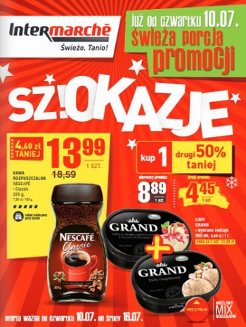 Intermarche od 10.07 do 16.07