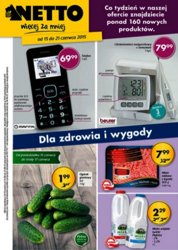 Netto od 15.06 do 21.06