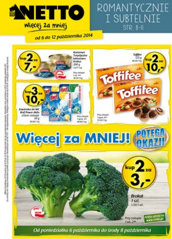 Netto od 6.10 do 12.10