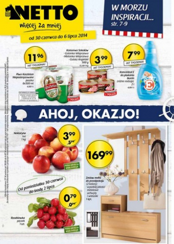 Netto od 30.06 do 6.07