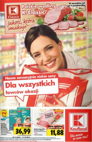 Kaufland od 9.10 do 15.10