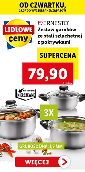 Lidl do 31.07 non food