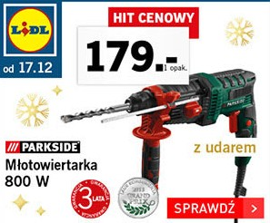 Lidl do 19.12 non food