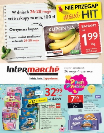 Intermarche od 26.05 do 1.06
