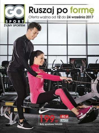 897af2c4342f Gazetka Go Sport - GazetkaPromocyjna24