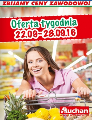 Auchan od 22.09 do 28.09