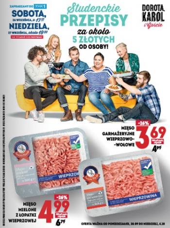 Promocje Mieso Mielone Wolowe Gazetkapromocyjna24