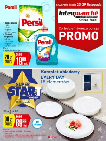Intermarche od 23.11 do 29.11