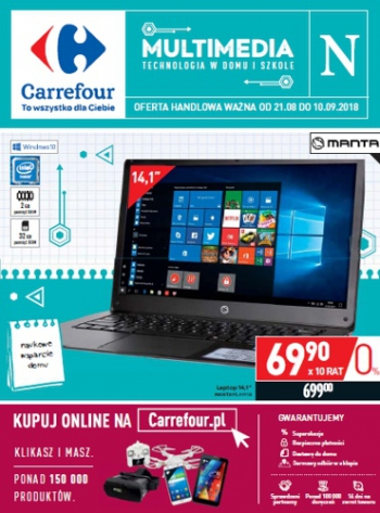 Carrefour od 21.08 do 10.09
