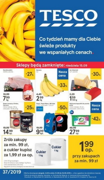Tesco od 12.09 do 18.09