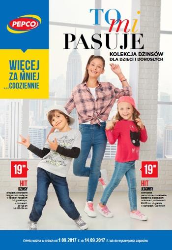 00a5707dfa1a8a Pepco od 1.09 do 14.09 - GazetkaPromocyjna24