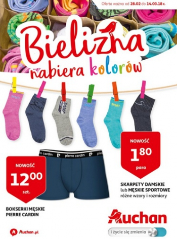 Auchan od 28.02 do 14.03