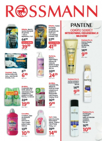 Rossmann od 10.09 do 19.09