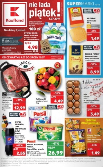 Kaufland od 4.07 do 10.07