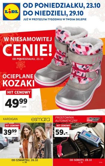 Lidl Od 23 10 Do 29 10 Gazetkapromocyjna24