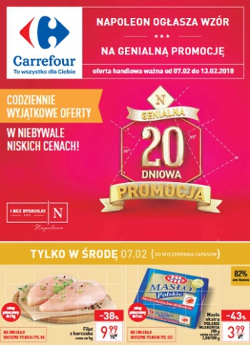 Carrefour od 7.02 do 13.02