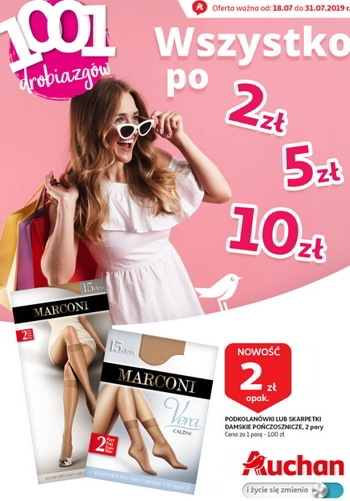 Auchan od 18.07 do 31.07 GazetkaPromocyjna24