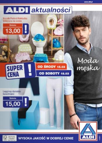 Promocje: Spodnie męskie GazetkaPromocyjna24