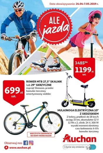 Auchan Od 2404 Do 705 Gazetkapromocyjna24