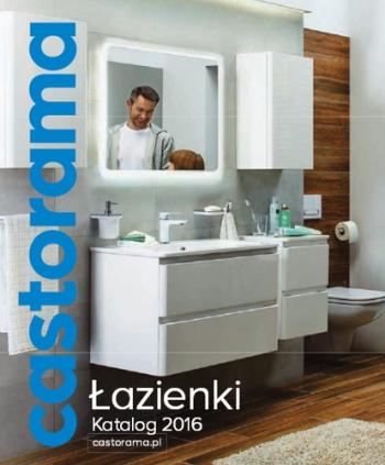 Katalog Castorama łazienki 2016 Gazetkapromocyjna24