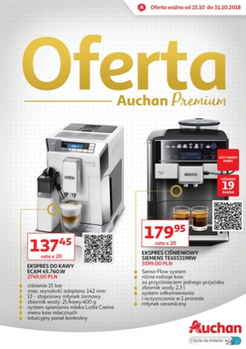 Auchan od 15.10 do 31.10