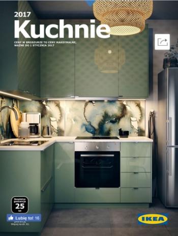 Katalog Ikea Kuchnie 2017 Gazetkapromocyjna24