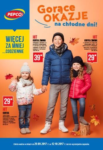 Promocje: Kurtka zimowa niemowlęca GazetkaPromocyjna24