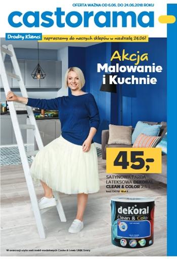 Promocje Farba Do Kuchni I łazienki Dekoral