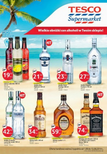 Promocje Whisky Gazetkapromocyjna24