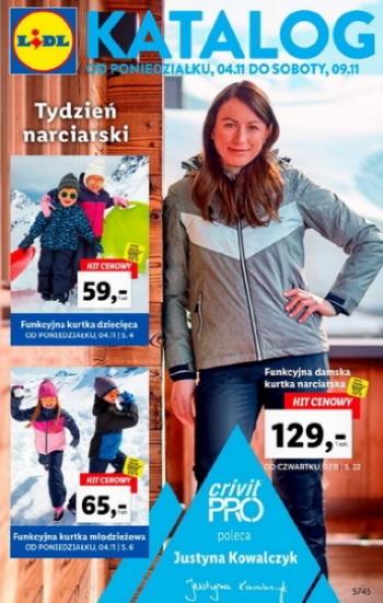 Promocje: Kurtka narciarska GazetkaPromocyjna24