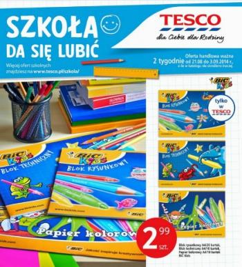 Promocje blok techniczny a4 bic kids gazetkapromocyjna24 - Ramette papier a4 leclerc ...