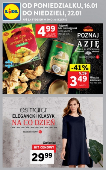 Promocje Sajgonki Gazetkapromocyjna24