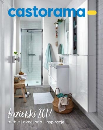 Katalog Castorama łazienki 2017 Gazetkapromocyjna24