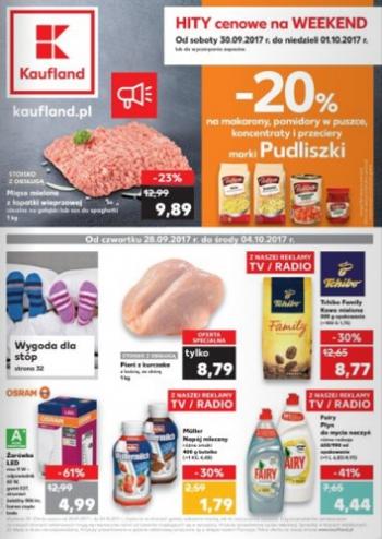 Kaufland Od 2809 Do 410 Gazetkapromocyjna24