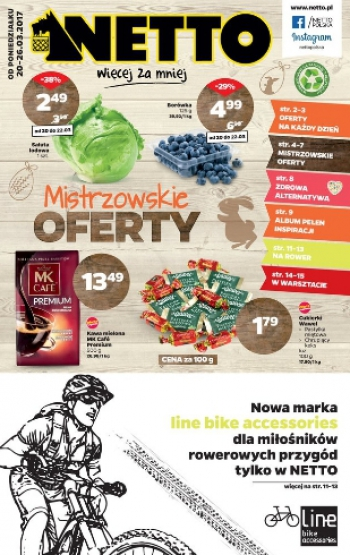Netto od 20.03 do 26.03