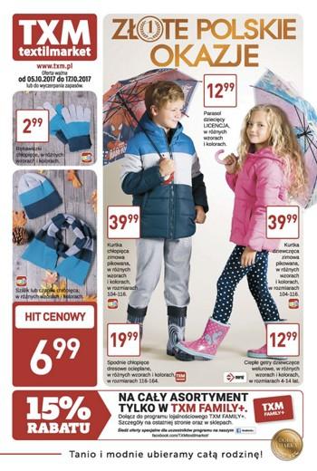 Promocje: Kurtka zimowa pikowana dziewczęca