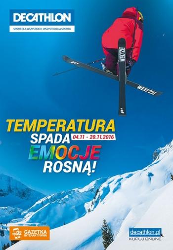 Promocje: Gogle narciarskie GazetkaPromocyjna24