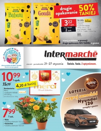 Intermarche od 21.01 do 27.01